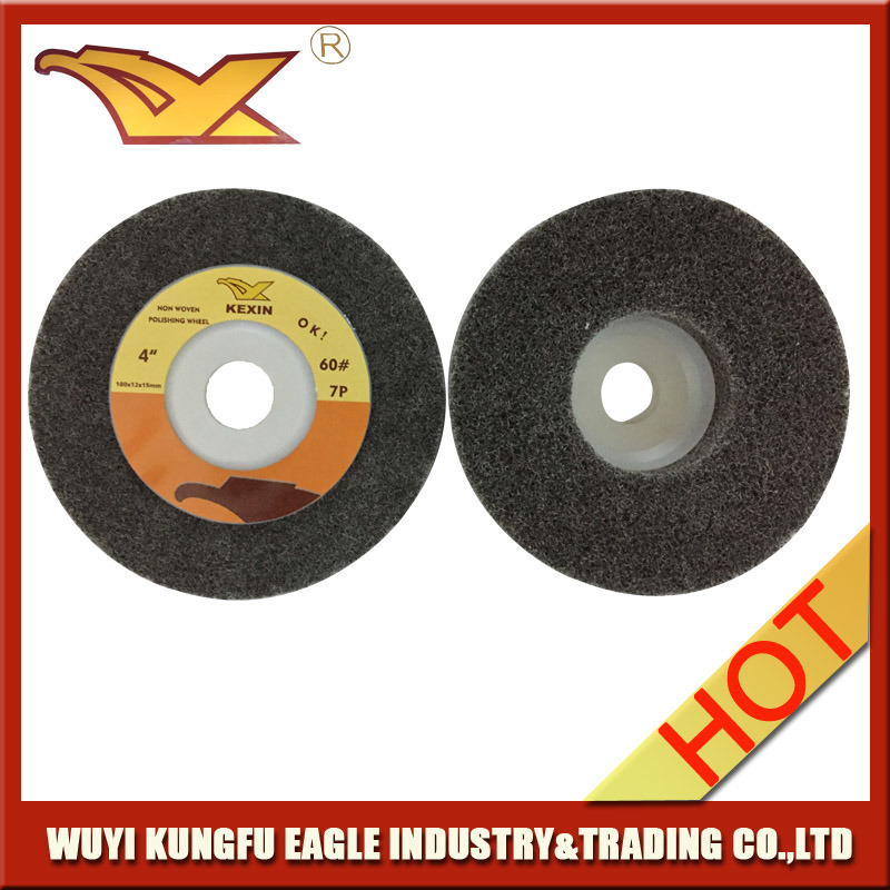 "4"" Fiber Abrasive Disc with Low Price"