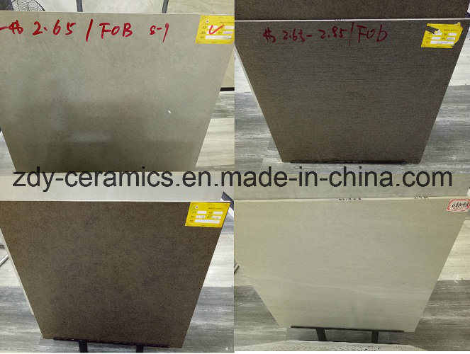 Foshan Good Quality Tile Building Material Porcelain Rustic Marble Floor Tile pictures & photos