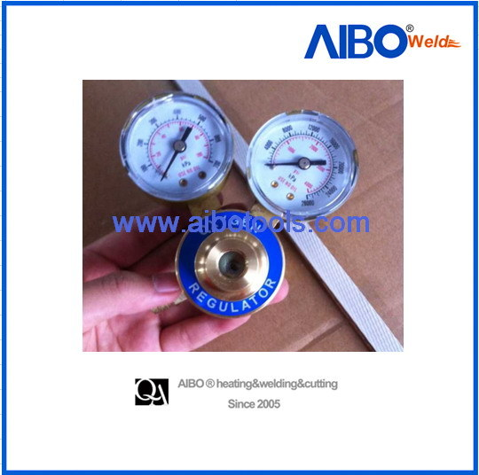 Asian Type Oxygen Gas Regulator (2W16-2089) pictures & photos