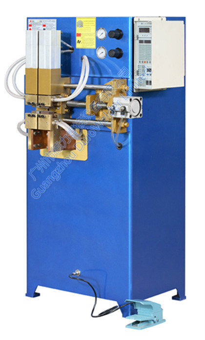Copper Tube and Al Tube Butt Welding Machine pictures & photos