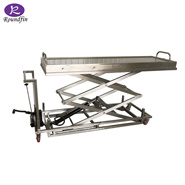 China Medical Stretcher Mortuary Transport Equipment Mortuary