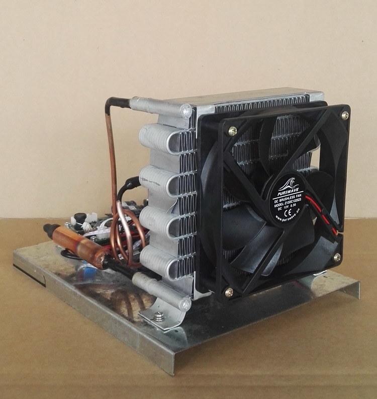China Purswave St14dc24hc Dc24v Mini Condensing Units