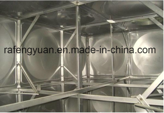 Good Quality Stainless Steel Panel Water Tank pictures & photos