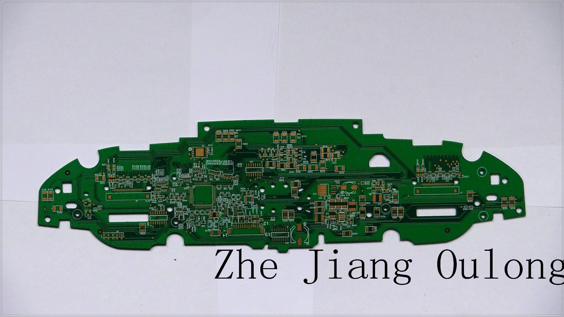 China Simple Rectangle Print Circuit Board With Rohs S 016 Photos Printed