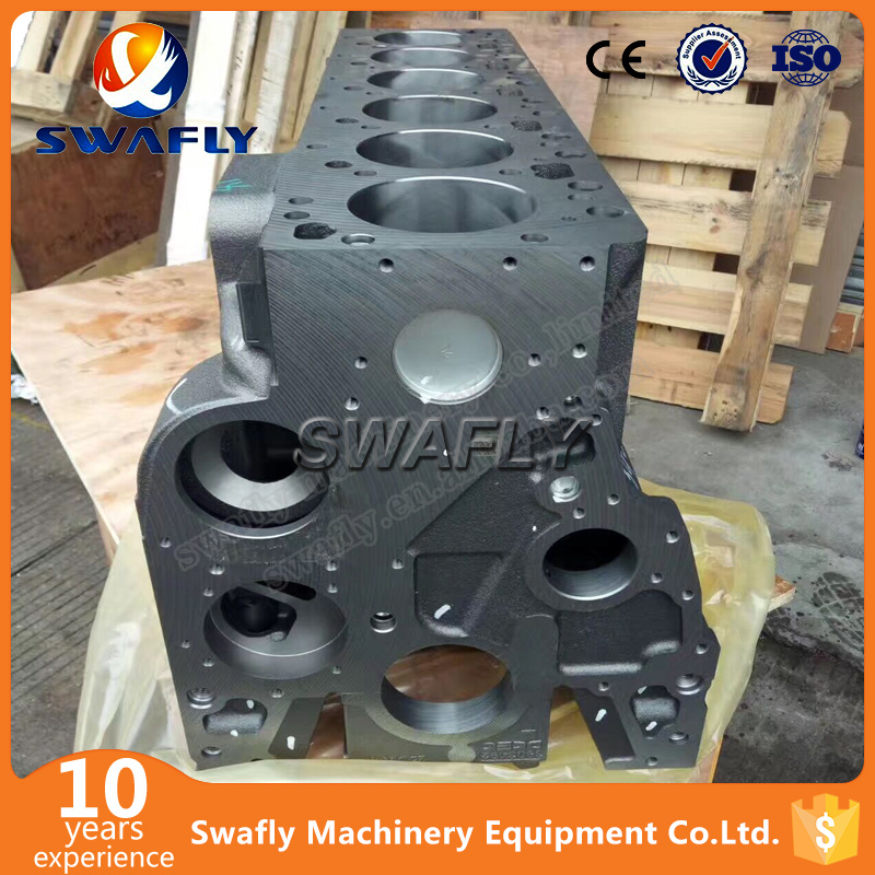 [Hot Item] Komatsu 6D102 6bt5 9 Engine Cylinder Block Body PC200-6  (6735-21-1010 3928797)