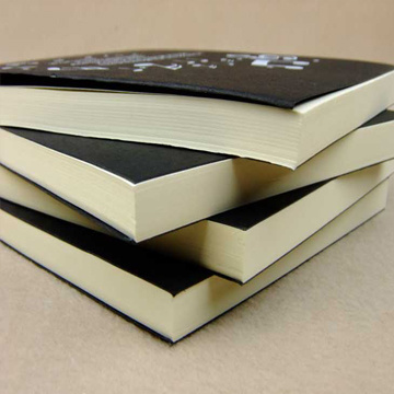 glue Binding Notebook