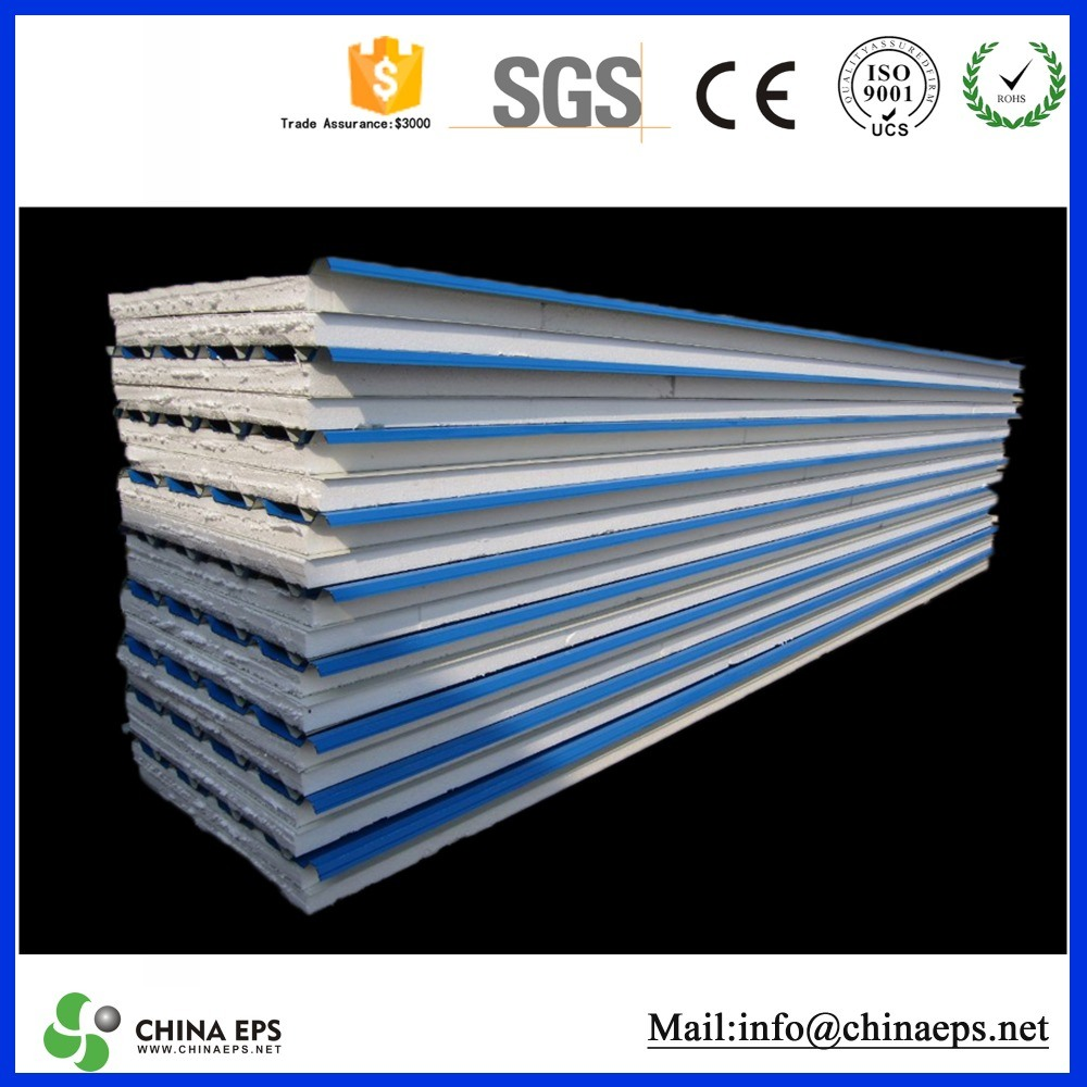 [Hot Item] Fireproof Styrofoam Wall Panel and EPS Mould for Fish Boxes
