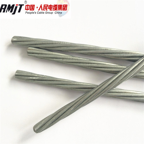 China ASTM A475 Galvanized Steel Wire Strand 3/8 Inch / 7/3.68mm ...