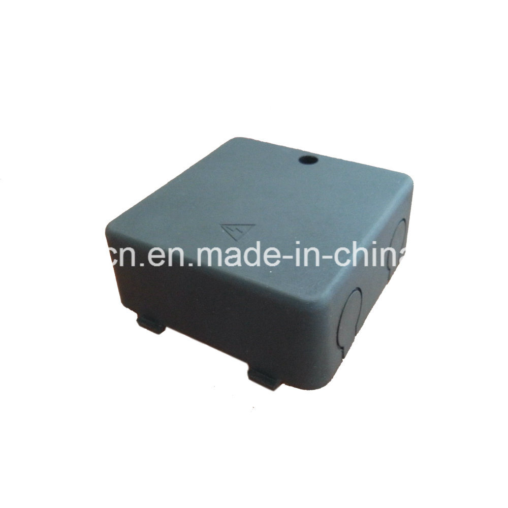 China Injection Rectangular Abs Plastic Connection Wiring Distribution Block Systems Terminal Blocks