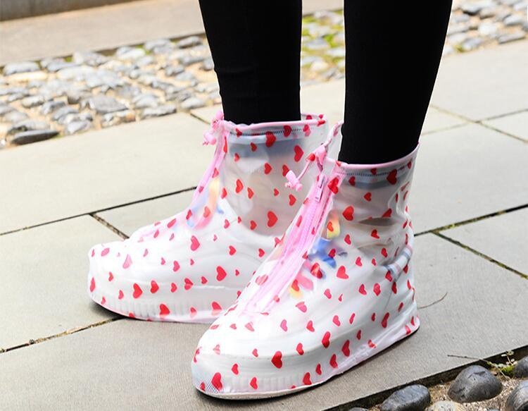 Hot Item Disposable Shoecover Lowes Waterproof Rain Boots Cover