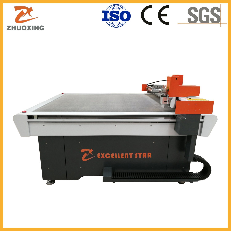 China Greeting Card Making Paper Cutting Machine China Paper Board