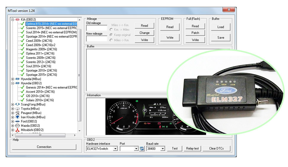 elm327 software