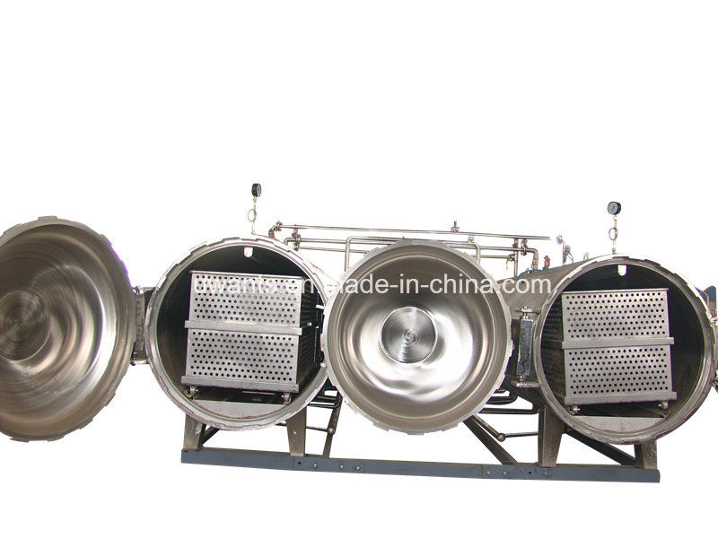 Hot Sale Trustworthy Food Sterilization Equipment pictures & photos