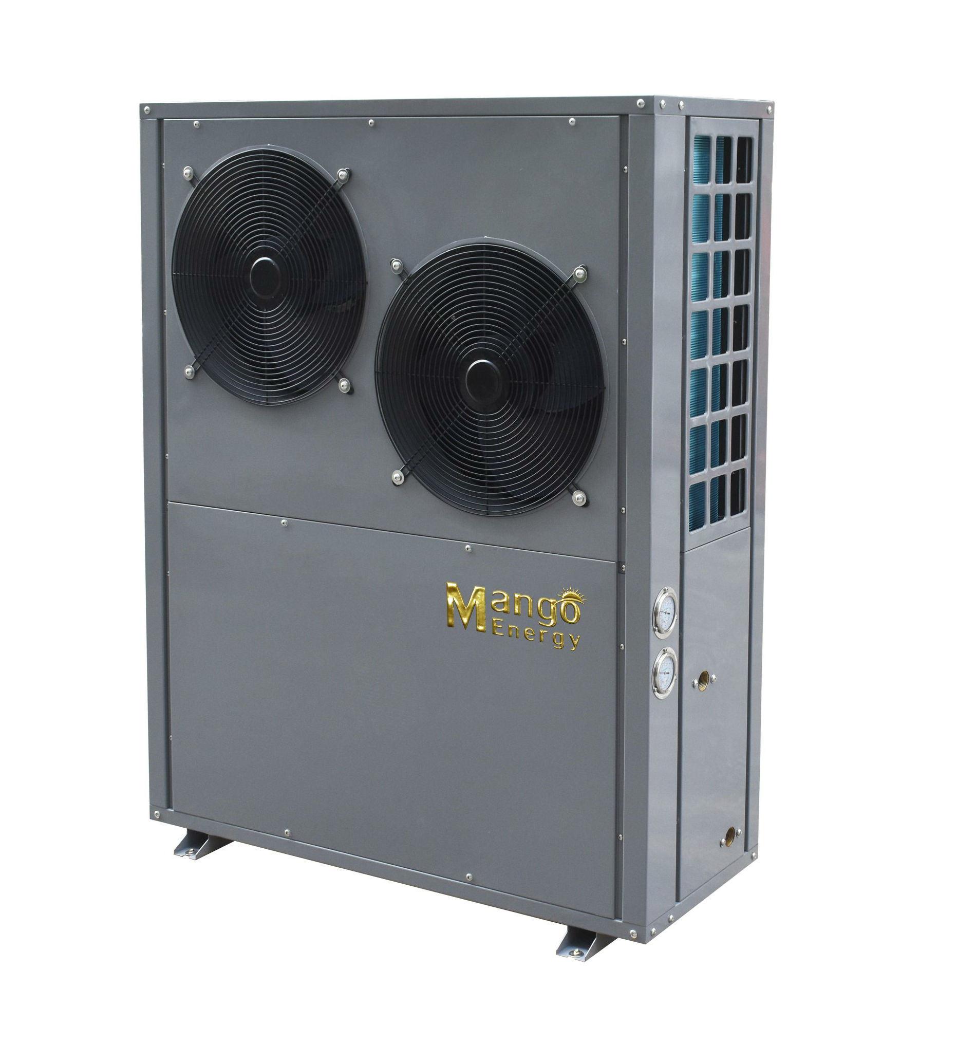 Air Source Heat Pump Flooring Heating