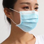 2019 Procedure Selling Item Face Dental Medical Products Best Ply Surgical hot 3 Mask Nonwoven Disposable