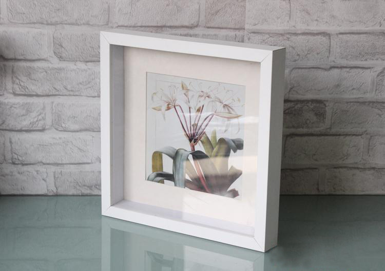 China 3D Deep Wooden Shadow Box Photo Frames Photos & Pictures ...