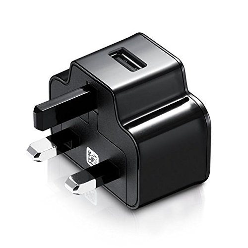 Detachable UK Plug Adapter Portable USB Phone Charger Travel Charger