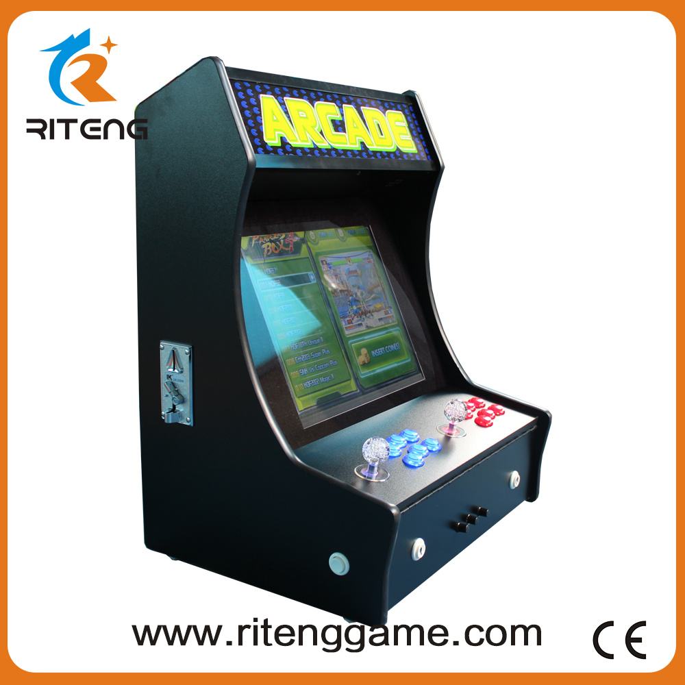Mini Arcade Table Top Video Game Arcade Game for Sale pictures & photos