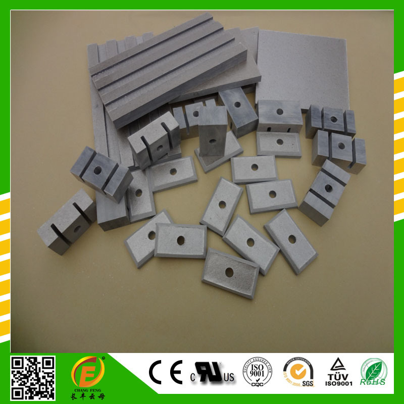High Temperature Insulation Mica Washer in Industrial Furnaces
