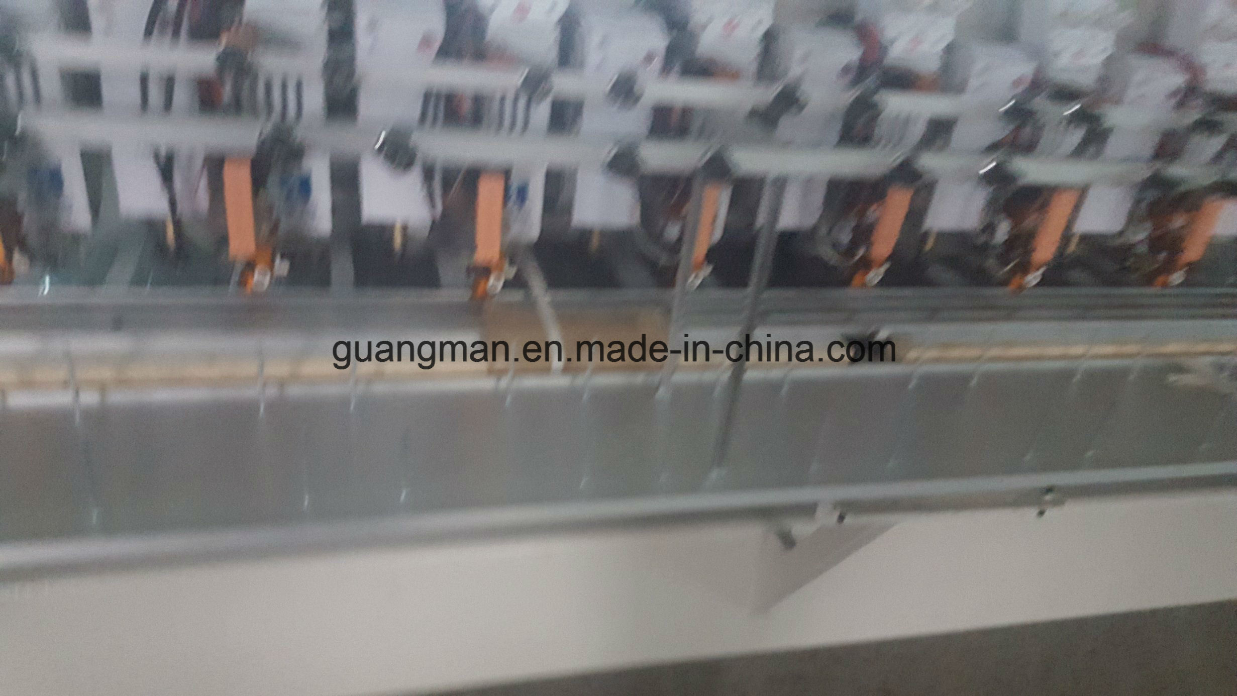 Hye-Mc340+440/250*550*1500 Flat. Chenile. Easy Cording Mix Function Embroidery Machine pictures & photos