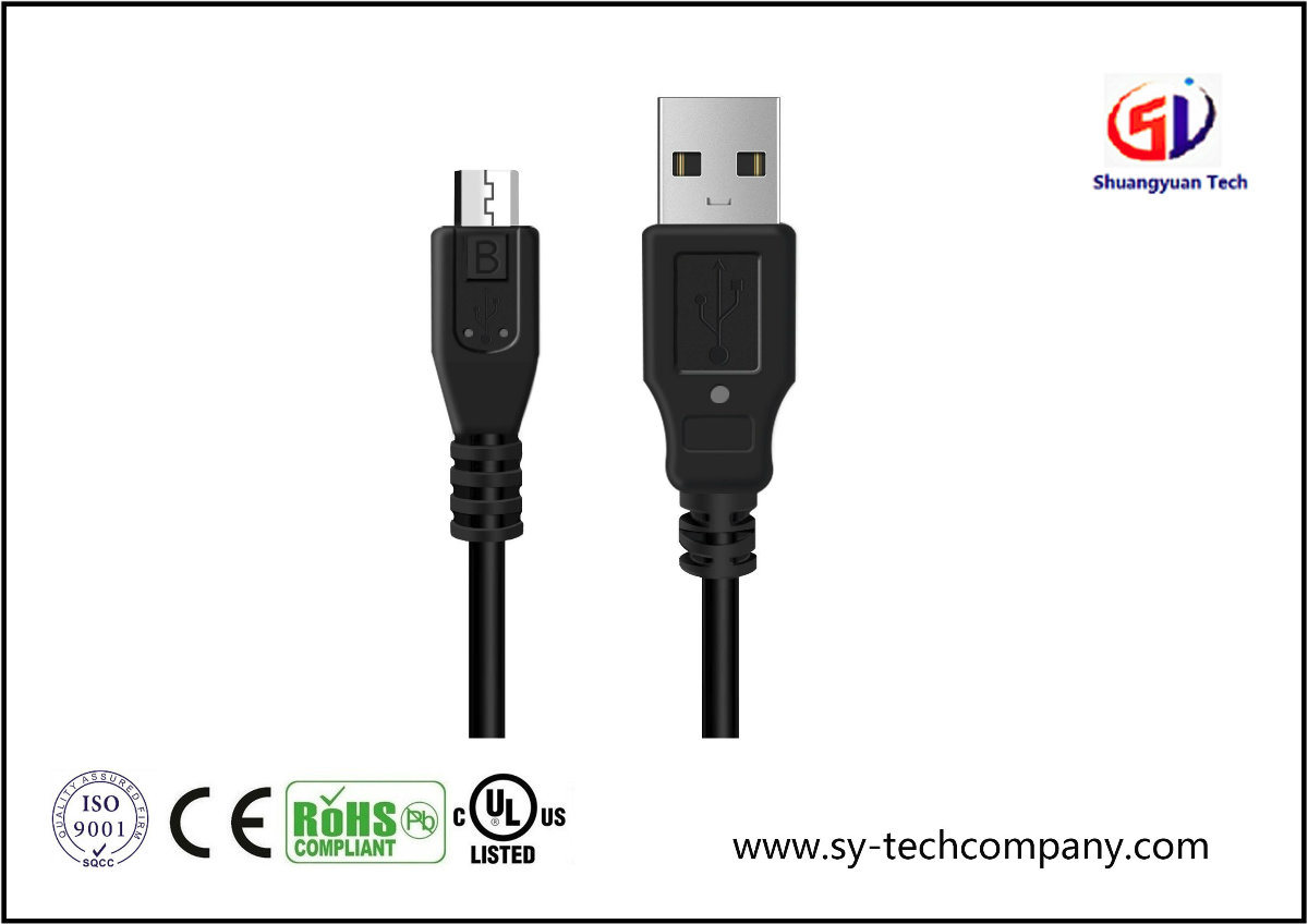 10 Feet Extra Long Micro USB to USB 2.0 Cable