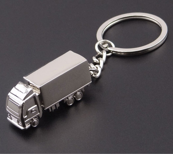 Car Truck Shape Keychain for Promotion Gift