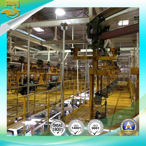 Coating Production Assemble Line for Baic Group pictures & photos