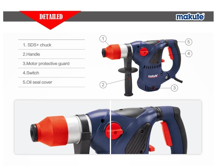 Professional Power Tools Rotary Hammer (HD012) pictures & photos
