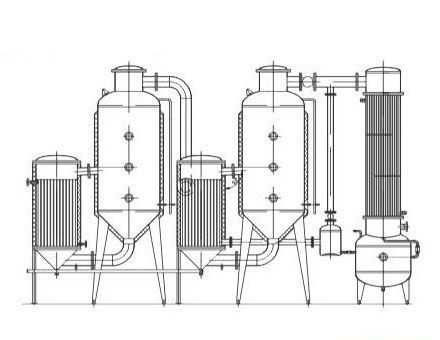 Stainless Steel Steam Heating Double Effect Concentrating Equipment for Herbal pictures & photos