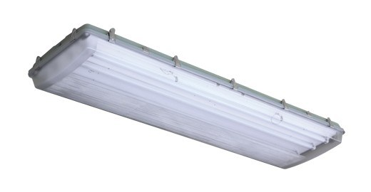 China 4X36W Waterproof Fluorescent Lighting IP65 - China Waterproof ...