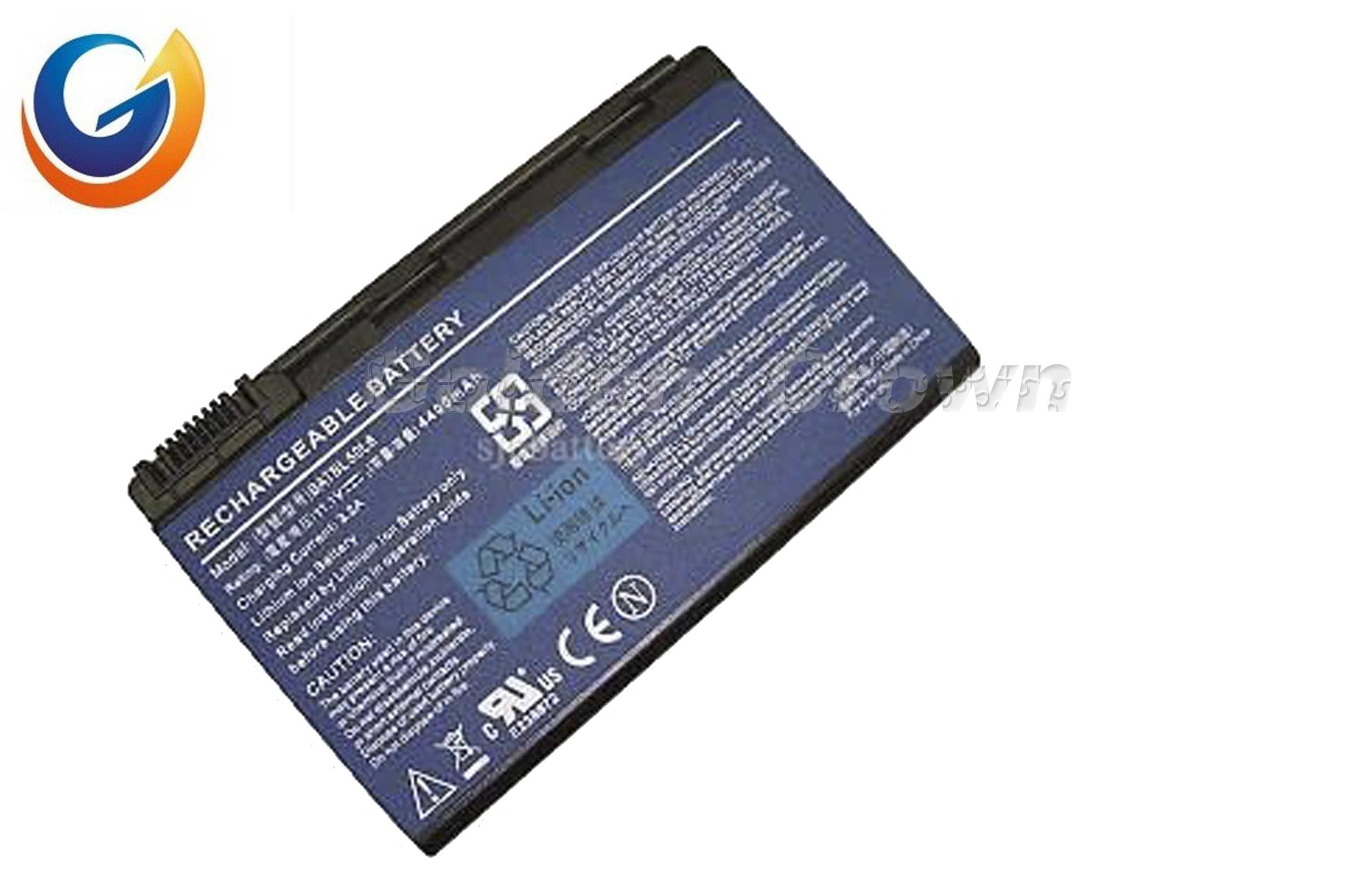 China Laptop Battery For Acer Aspire 3100 3103 5100 5110