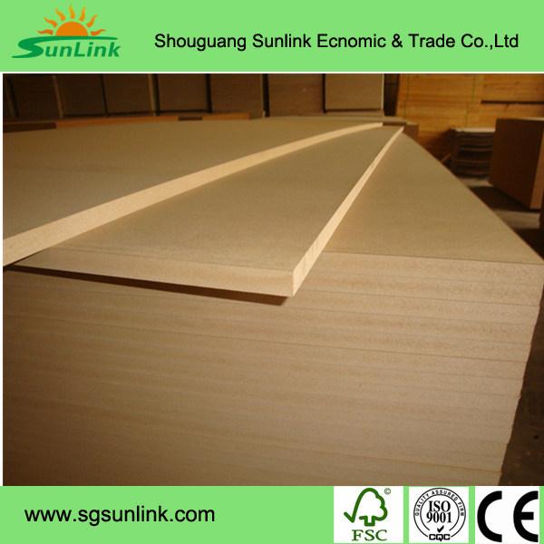 Beautiful China Beech Veneered MDF (Medium Density Fiberboard) For Furniture   China  MDF, Plain MDF