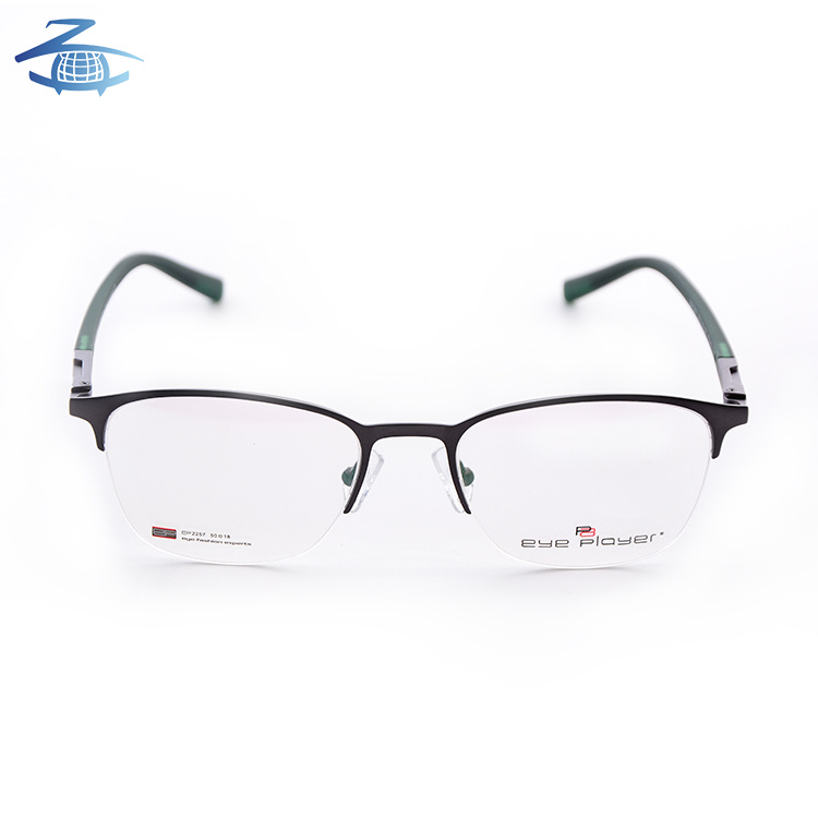 f52f8729bf1 China Wholesale Custom Products Light and Bendable Eyeglasses Gentleman Optical  Glasses Frame
