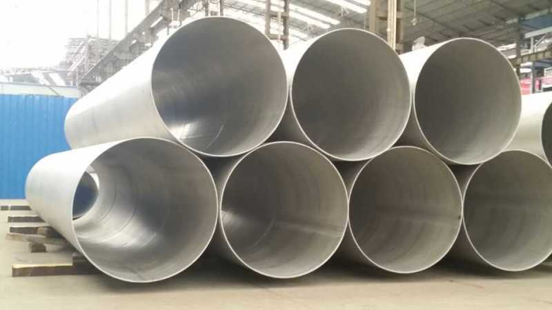 Big Size Stainless Steel Pipe