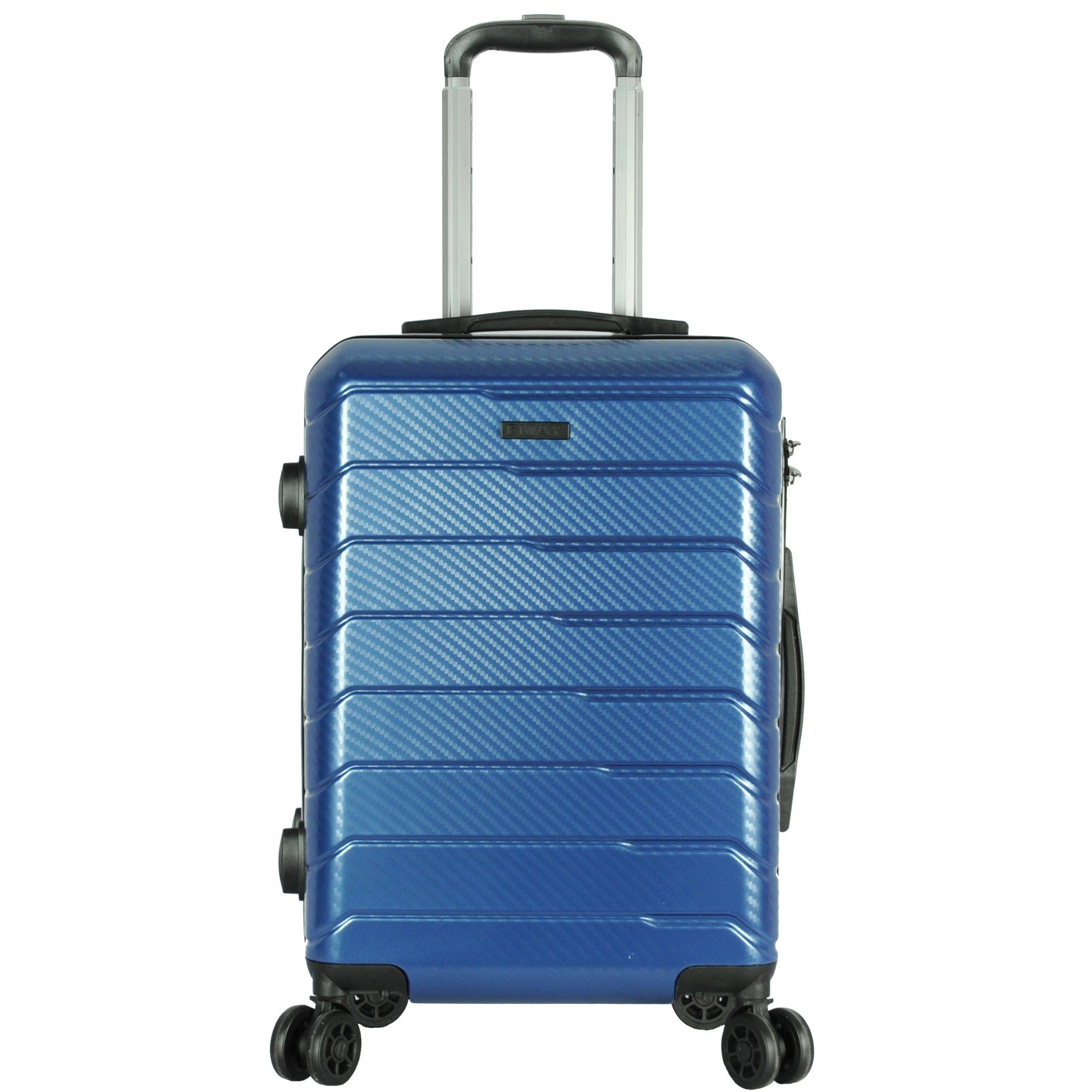 [Hot Item] Dongguan Factory Hot Sale Designer ABS+PCS Hard Suitcase Set for  Travel