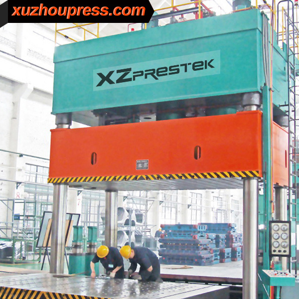 Yd27 Single Action Drawing Hydraulic Press (100ton~5000ton) pictures & photos