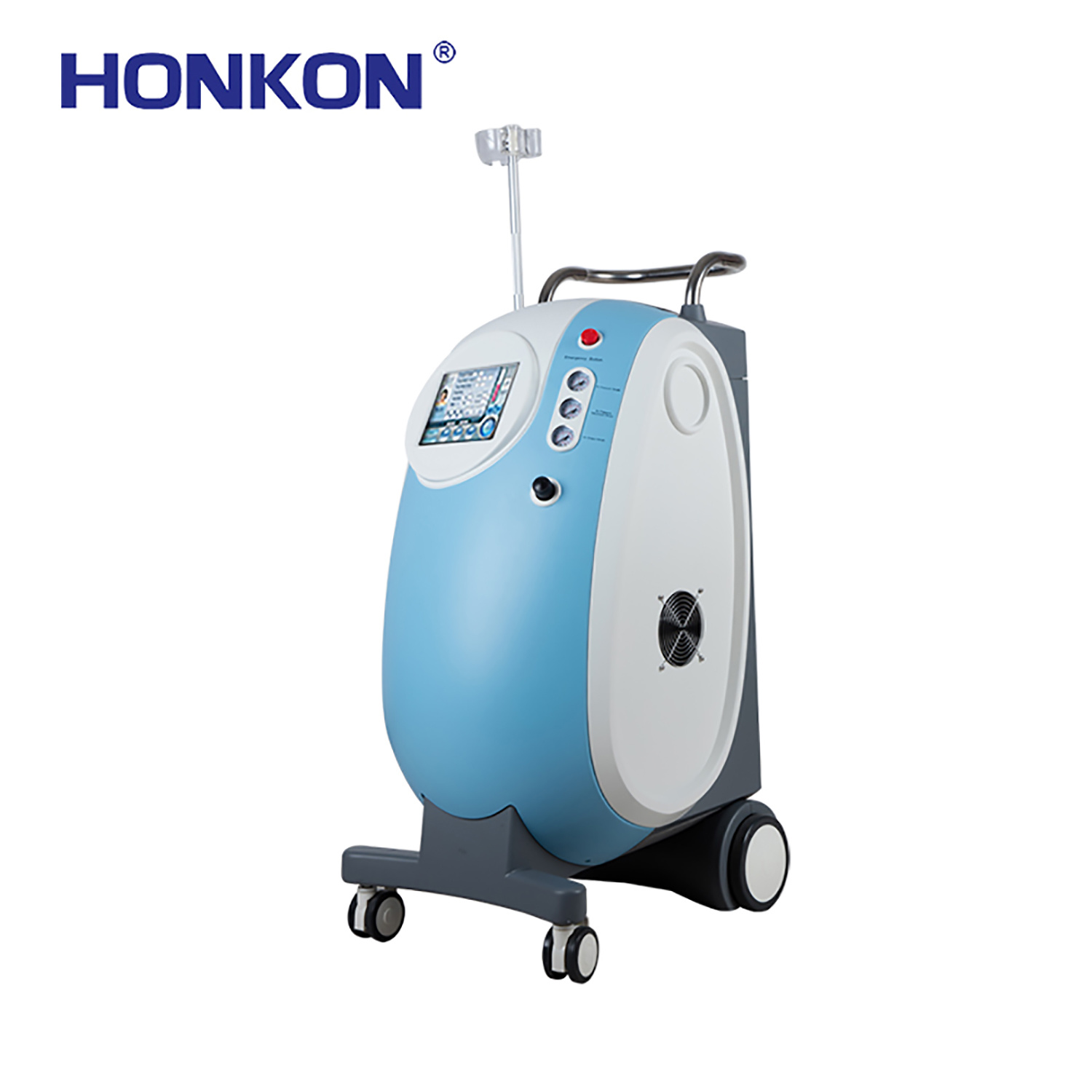 Pure Oxygen Water Spray Jet Facial Skin Rejuvenation Whitening Machine pictures & photos