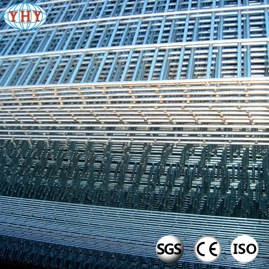 China Heavy Gauge 100X100 Galvanized Welded Wire Mesh Panels for ...