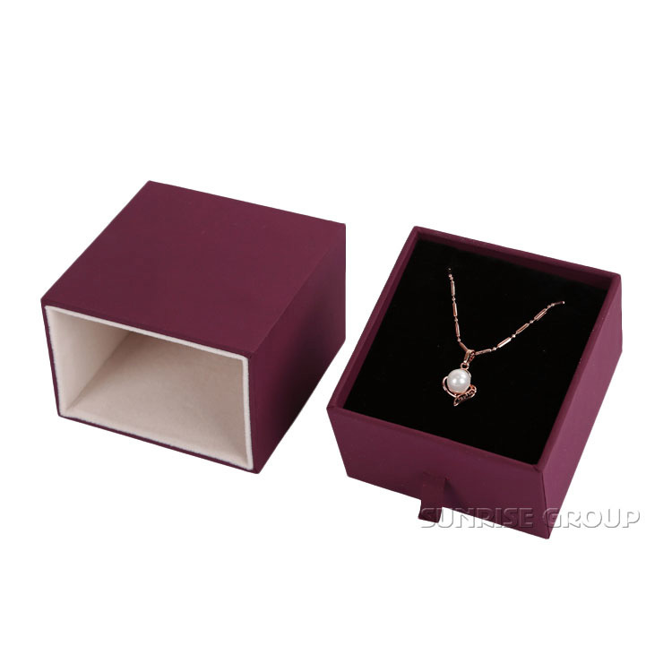 Custom Printed Cardboard Gift Packaging Drawer Box for Jewelry pictures & photos