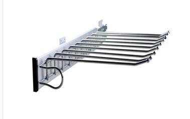 Wardrobe Wall Mount Pullout Trousers Rack Pant Closet Hardware
