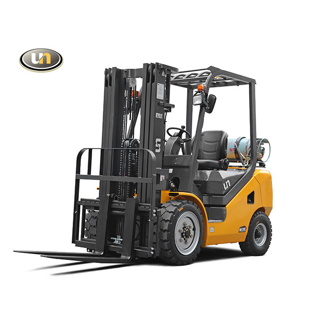 3.0t/3.5t Gasoline/LPG Forklift pictures & photos