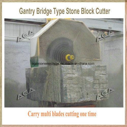 Automatic Stone Block Cutter For Cutting Granite Gang Saw Machine Dq2500