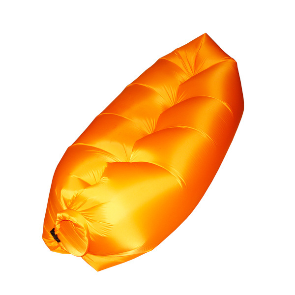 Wholesale Outdoor Nylon Leisure Air Sofa Air Bed Inflatable Sofa Sleeping Bag