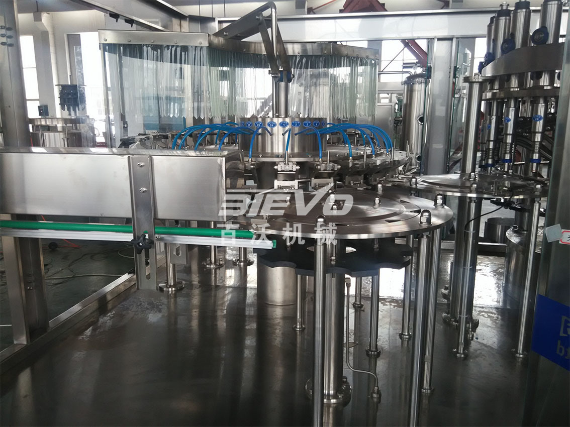 Pet Bottle Mineral Drinking Water Bottling Production Line