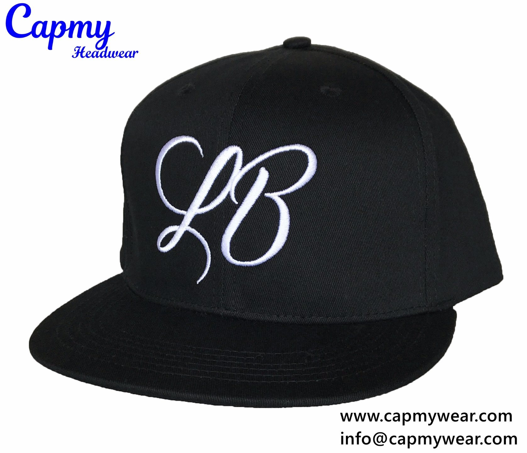 bdaf794afba China Custom Wool Acrylic Material Snapback Cap with 3D Embroidery ...