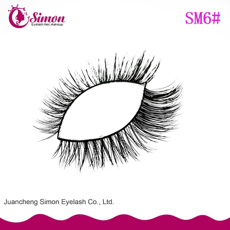 China Best Selling False Eyelashes Manufacturer With Private Label