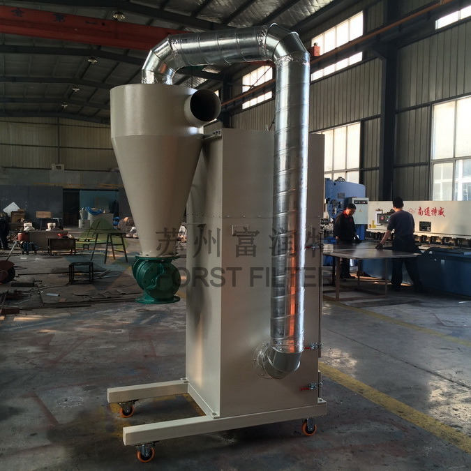 Forst Cement Industry Pleated Pulse Bag Dust Collector