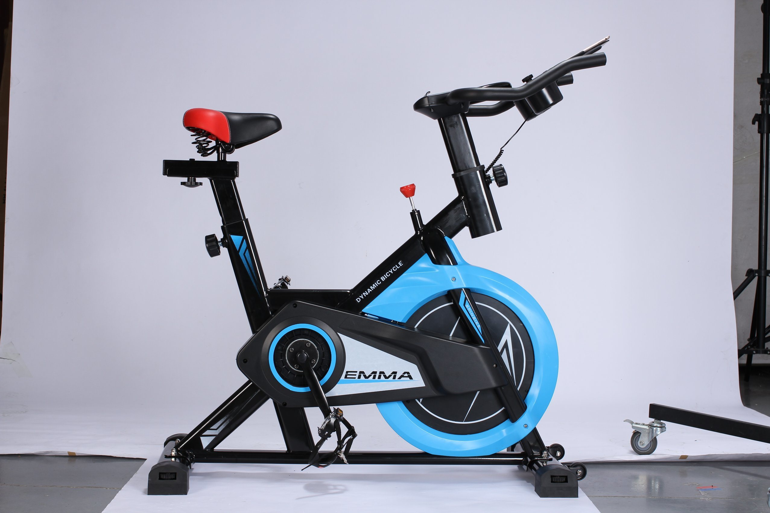 Exercise Bike Stationary Bicycle Cycling Fitness Cardio Indoor Home Workout am