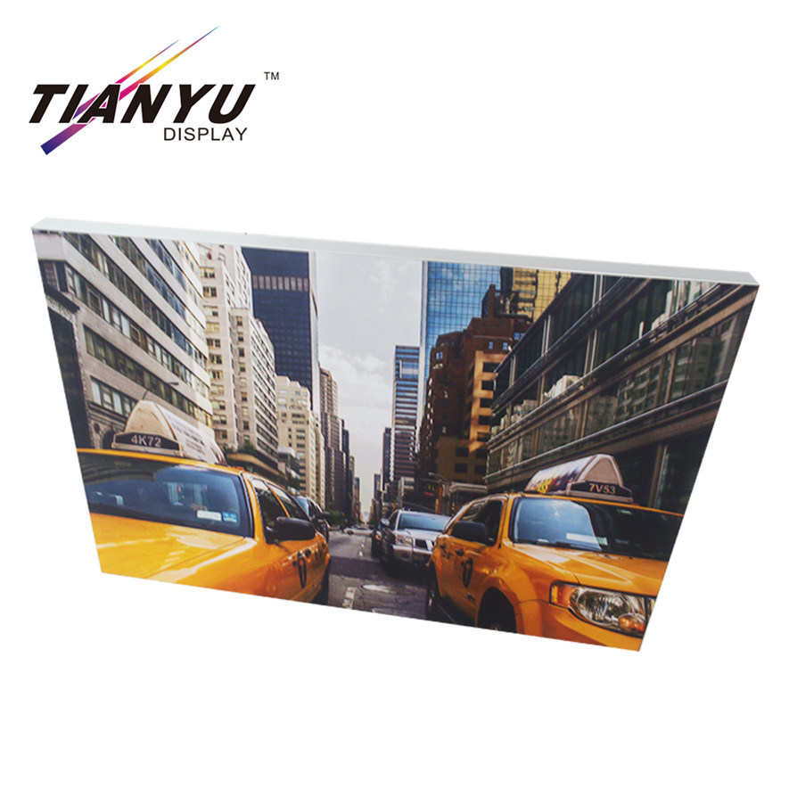 Tension Fabric Easy Install Lightweight Exhibition Light Box pictures & photos