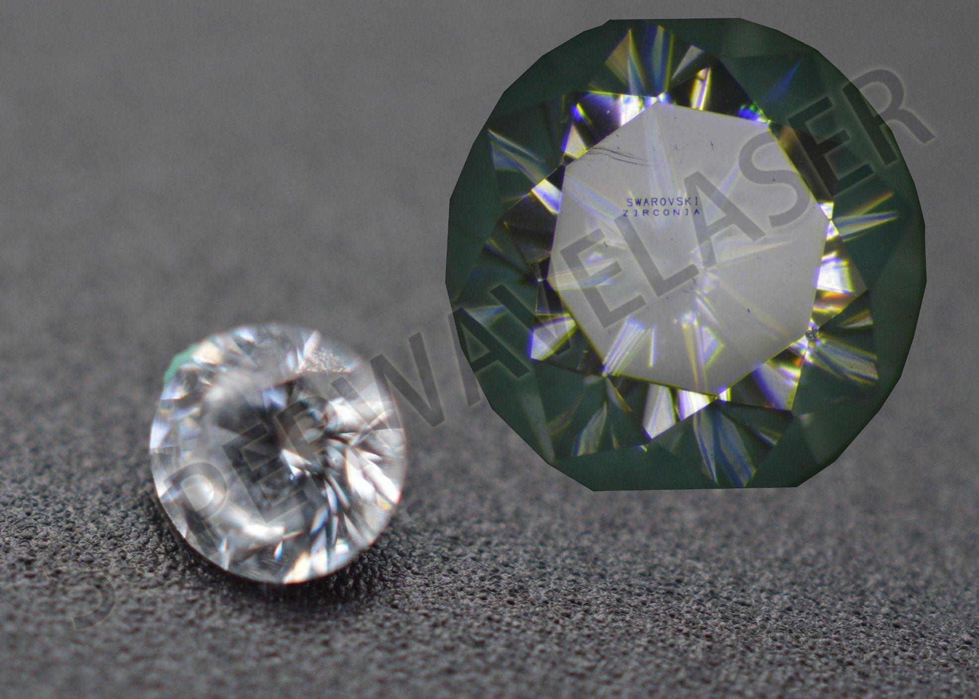 Laser Inscribed Diamonds - GIA HRD and IGI Diamonds Direct